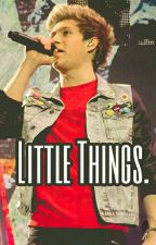 Little Things.-Niall y Tu. |TERMINADA| by XxBriall-