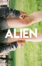 Alien; Taehyung by annalien5sos
