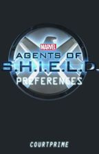Agents of SHIELD Preferences by courtprime