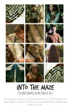 into the maze; Newt by Such_a_Mess