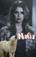 Werewolf: Malia by ZVV1991