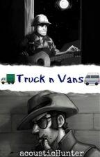 Trucks n Vans. by acousticHunter