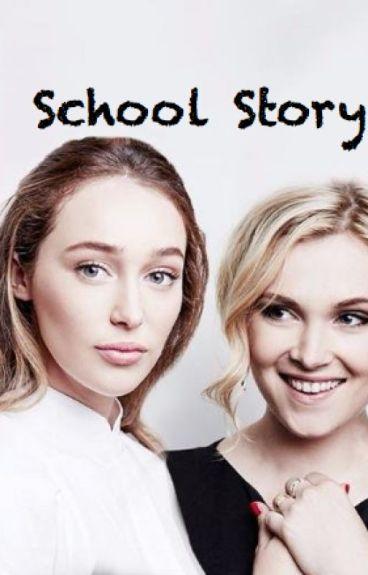 Clexa School Story