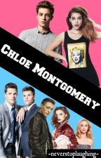Chloe Montgomery by -neverstoplaughing-