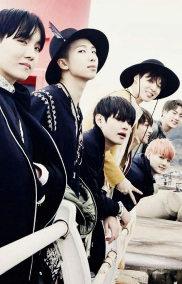 7 minutes in heaven *bts (bangtan boys)*