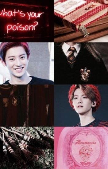 Amortentia {Baekyeol/Chanbaek}