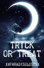 Trick Or Treat. A Jack Frost Rise Of The Guardians Fanfic (Completed) by XxParadiseLostxX