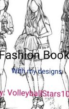 Fashion Book by VolleyballStars101