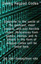 Geeky Passcodes by xXx-SmexyAnon-xXx