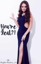 You're Real?!     Stefan Salvatore by TrashforFandoms_704