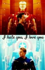 I Hate You, I Love You by MissMarvel17
