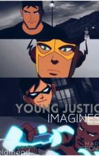Young Justice Imagines by hello-oldfriend
