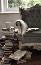 Verbena's Book Club by VerbenaWriter