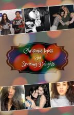 Christmas Lights and Sparring Delights (A Camren One-Shot) by jenniferthefangirl