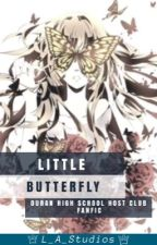 Little Butterfly (OHSHC X Reader) by L_A_Studios