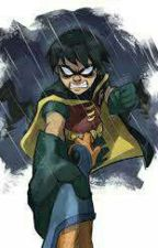 Renegade (Dick Grayson) by RaverGrayson