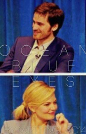 Ocean Blue Eyes | Colifer by writinglac14