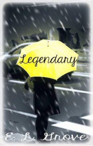 Legendary by NeonJackalPenguin
