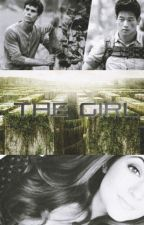 The Girl - The Maze Runner by SofiiDiel