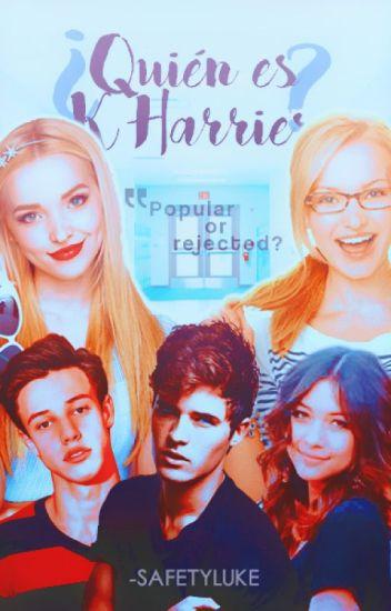 ¿Quién es K Harries? [Pausada.]