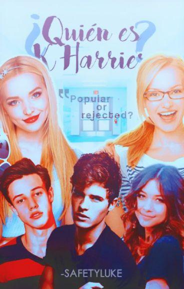 ¿Quién es K Harries?