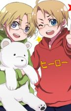 Cancelled - Who Are You? (A Hetalia Fanfiction) by OneRandomFangirl