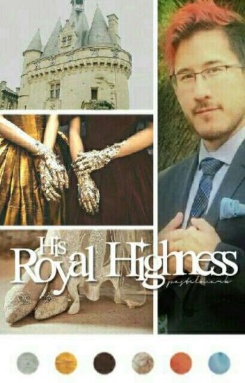 His Royal Highness ➼ m a r k