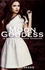 Moon Goddess by candiesssss