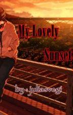 My Lovely Sunset by juliasvegi