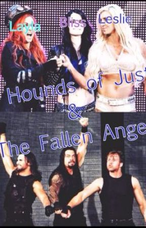 The Hounds of Justice & The Fallen Angels by Lunatic_Princess_66
