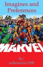 Marvel Imagines and Preferences by indiemusic1998