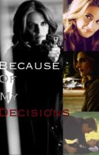 Castle: Because  of my decisions(ON HOLD) by RauraBeckett41319