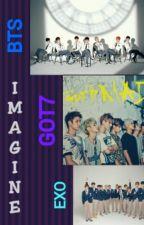 Got7, BTS, EXO Imagine by _TaeJinDwi