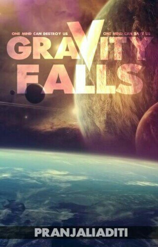 GRAVITY FALLS by pranjaliaditi