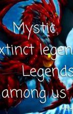 Extinct Legends The Iregular (Book One + Two) by HeiroXcalibar