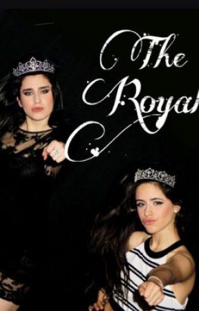 The Royals // Camren by Gabjajaja