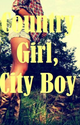 Country girl dating a city boy