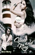 Queen and King  by Becky-Black