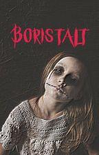 Boristalt by LoganRFWrestler