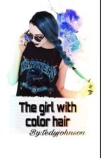 The girl with color hair- short story by tedyjohnson