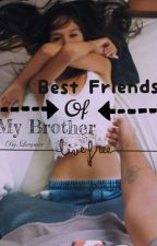 Best Friend's Of My Brother C.H-ZAWIESZONE- by luvymix