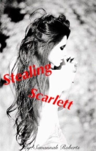 Stealing Scarlett by dreamer12343