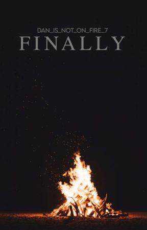 Finally ; Harry Potter [1] by Dan_Is_Not_On_Fire_7