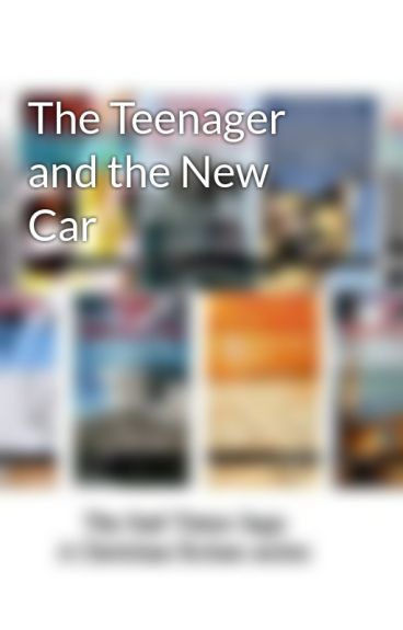 The Teenager and the New Car by cliffball