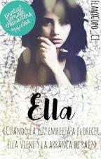 Ella. [#1] by FlanYCopo_CI