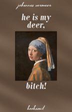 He Is My Deer, Bitch!//HunHan by kookxowl