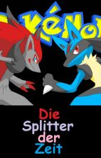 Pokemon-die Splitter der Zeit by AviolaNeubinger
