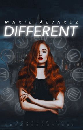 Different (HP fanfic) by AoiBaggins