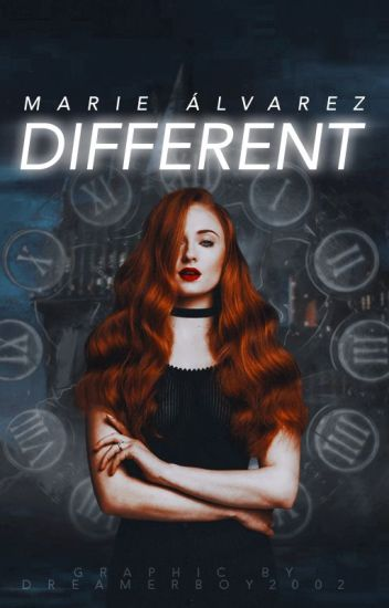 Different (HP fanfic)