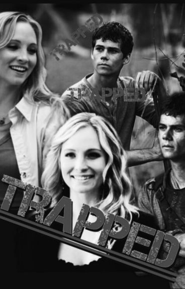Trapped (maze runner Thomas x reader)